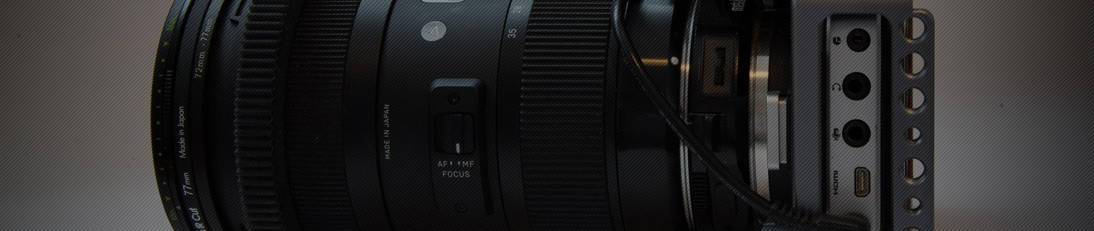 Battery Solution for Blackmagic Pocket Cinema Camera