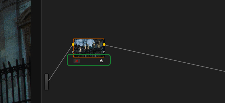 Caching indication in Color mode