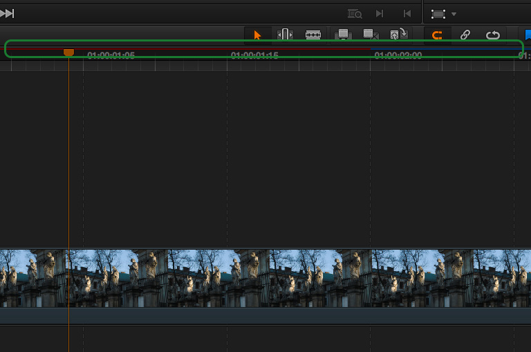 Caching indication in Edit mode