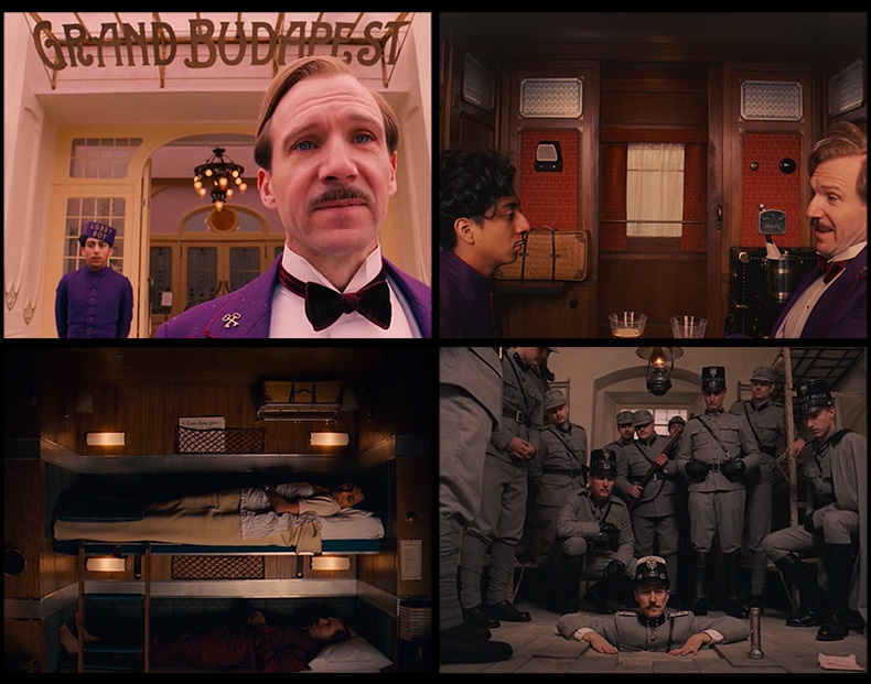 Cinematography in Grand Budapest Hotel – Time in Pixels
