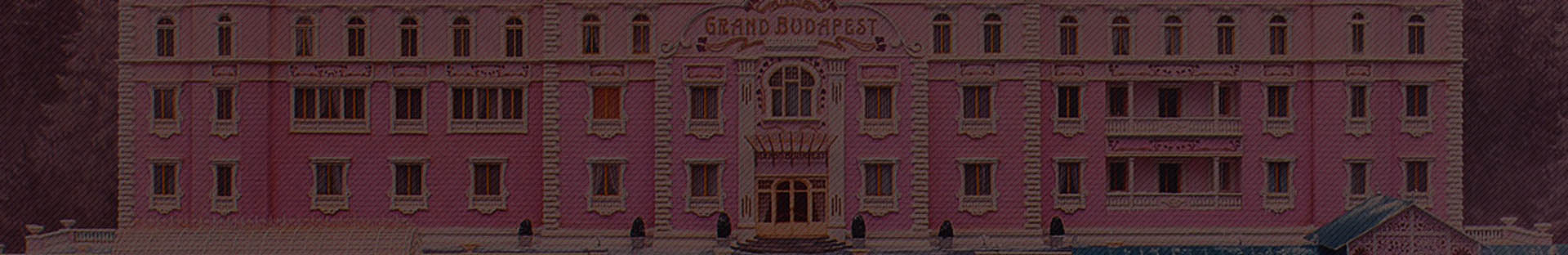 Cinematography in Grand Budapest Hotel