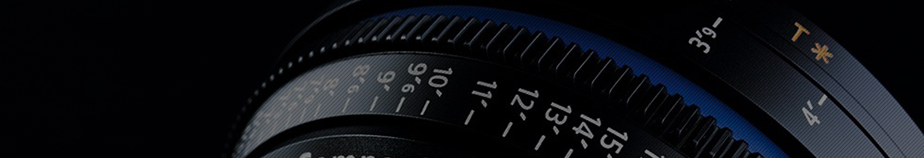 Difference between Still and Cine lenses