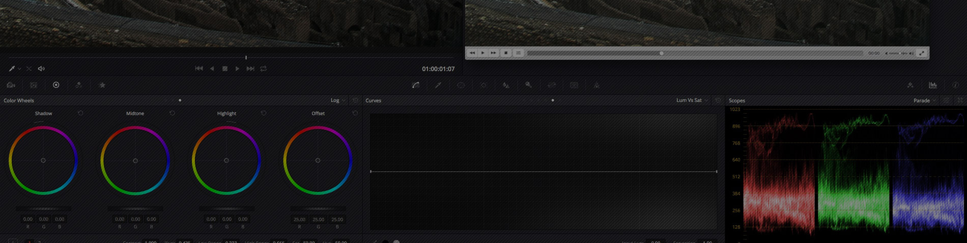 Contrast issues in DaVinci Resolve on Macs