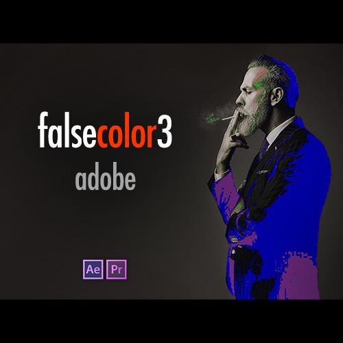 False Color Adobe 3