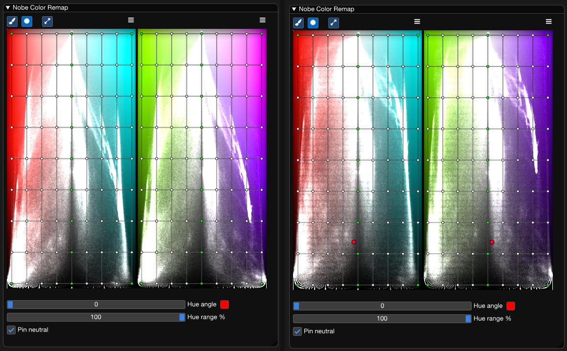 Nobe Color Remap Guide – Time in Pixels